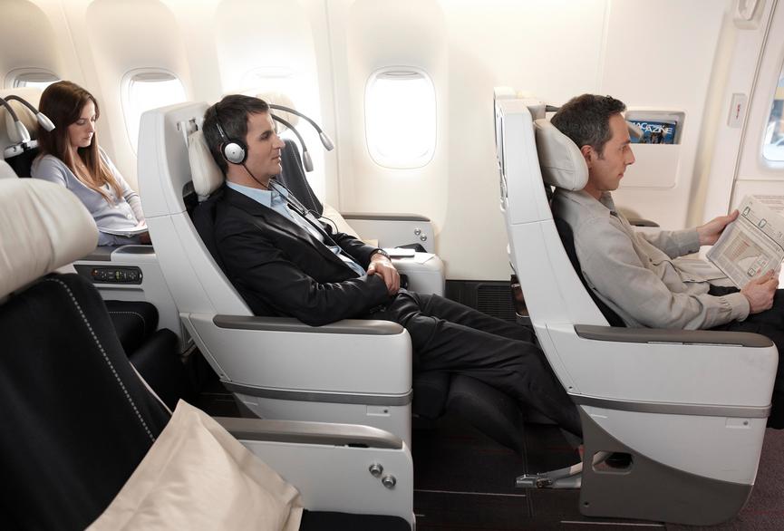 Air France A380 Premium Economy